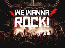 WE WANNA ROCK 2.0 2018-06-15T18:30 футболка стрэйч printio i wanna rock w