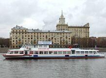 Прогулочный маршрут Исторический центр Москвы