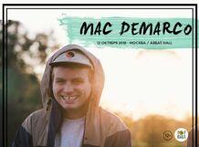 Mac DeMarco 2018-10-12T20:00 огни столицы 2018 05 12t20 00