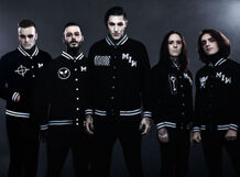 Motionless in White 2019-11-18T20:00