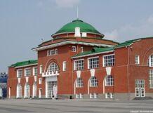 Музей хоккея. Парк Легенд