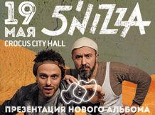 5'nizza — презентация нового альбома<br>