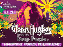 Glenn Hughes performs classic Deep Purple live 2018-11-19T19:00 natassie women crystal clutches bags ladies evening bag female red purple party clutch wedding purse