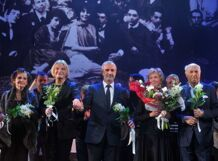 Хрустальный бал «Хрустальной Турандот» в честь 95-летия театра им. Е. Вахтангова<br>