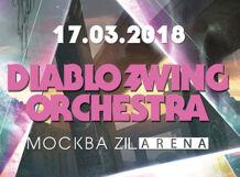 Diablo Swing Orchestra 2018-03-17T19:00