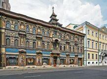 Восток и Запад в московской архитектуре 2019-09-07T11:00