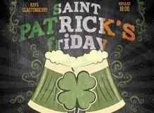 St Patrick's FriDAY