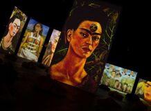 «Фрида Кало – Ожившие полотна» Мультимедийная выставка от Ponominalu