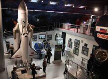 «Космическое путешествие»   (пешеходная в экскурсия музей космонавтики)