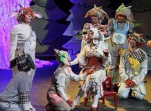 Волк и семеро козлят. Театр А. Рыбникова фото