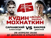 Fight Nights Global 46 от Ponominalu