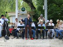 Танцы в ЦДРИ в стиле «Gatsby» c оркестром «Московский джаз»