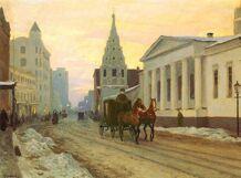 Москва Гиляровского. Сухаревка и Грачевка.