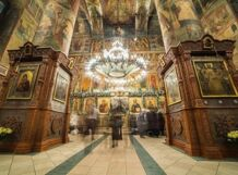 Спасительницы Москвы: святыни Сретенского монастыря (авторская экскурсия с посещением грандиозного храма Новомучеников и исповедников российских)