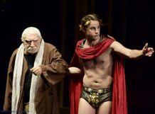 Театр времен Нерона и Сенеки