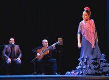 Esencia Flamenca с Ванессой Монтеро<br>
