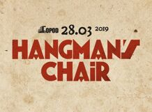 Hangman's chair 2019-03-28T19:00 дамы и гусары 2018 06 28t19 00