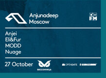 Anjunadeep Moscow 2018-10-27T22:00 arena moscow night 2018 06 20t21 00