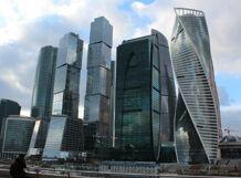Экскурсия на открытой смотровой площадке HIGH PORT 354 в Москва-сити