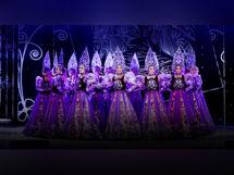 Театр танца «Гжель». «Снежная королева» 2019-12-22T18:00 морозко 2018 12 22t18 00