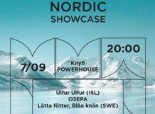 NORDIC Showcase. Moscow Music Week