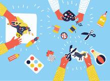 Пикассо, Бэйби! Крафтовые мастерские Музея русского импрессионизма 2019-01-26T13:00 лазерный нивелир ada cube ultimate edition