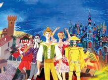 Премьера балета «Чиполлино» / «Cipollino» 2018-06-27T19:00 премьера фильма наперегонки со временем совместно с тинькофф банк 2018 06 03t17 00