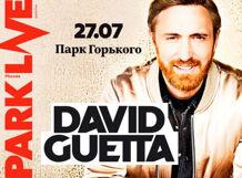 DAVID GUETTA. PARK LIVE 2018-07-27T18:00