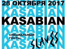 Kasabian + Slaves