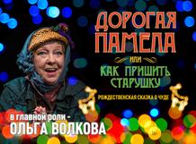 Дорогая Памела, или Как пришить старушку<br>