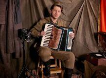 Алексей Клец в концертной программе «Ностальгия»