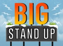 Big Stand up 2019-10-20T20:00