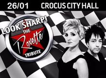 LOOK SHARP! ROXETTE TRIBUTE 2019-01-26T19:00 roxette roxette room service
