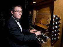 Играет Ян Бокщанин (орган, Польша)