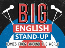 Big English Stand up 2018-04-22T18:00 stand up show 2017 08 10t21 00