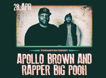 Apollo brown and rapper big pooh