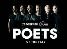 Poets of the Fall 2019-02-23T20:00 poets of the fall