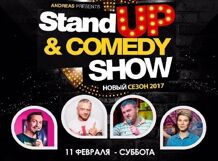 Stand Up Show<br>