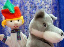 Иван Царевич и серый волк - интерактивный кукольный спектакль