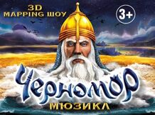 3D mapping шоу «Черномор» 2018-05-19T12:00 competency mapping