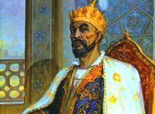 Великие имена в судьбе Центральной Азии. Амир Тимур – Учитель мудрости и объединитель Центральной Азии<br>