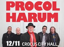 Procol Harum 2018-11-12T20:00 procol harum procol harum in concert 2 lp 180 gr