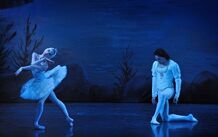 Лебединое озеро. Летние балетные сезоны 2019-07-23T19:00 спящая красавица летние балетные сезоны 2019 07 20t19 00