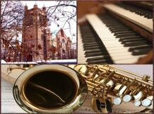 Музыка для саксофона и органа. От Баха до джаза<br>