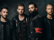 FIGHT THE FURY feat. John Cooper of SKILLET 2018-12-02T20:00 skillet skillet unleashed