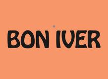 Bon Iver фото