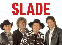 Slade. 50th Anniversary Tour<br>