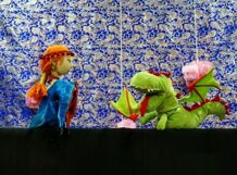 Девочка и Дракон - интерактивный кукольный спектакль