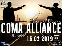 Coma Alliance (Diary of Dreams + Diorama) 2019-02-16T19:00 все цены