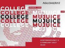 AGLOMERAT • College (FR) • Mujuice<br>